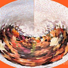 Ausra Paulauskaite - Fruity Orange Abstract