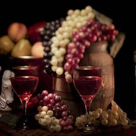 Tom Mc Nemar - Fruity Wine Still Life
