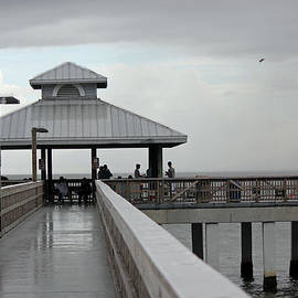Ann Hernandez - Ft. Myers Beach Pier