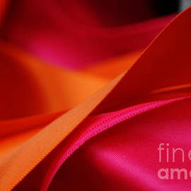 AdSpice Studios - Fuchsia Tangerine Abstractions