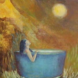 Magdalena Walulik - Full moon bathing