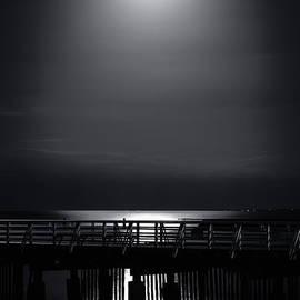 Peta Thames - Full Moon over Bramble Bay