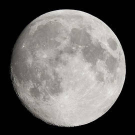 Chris Smith - Full Moon taken on 7th Sep 2014