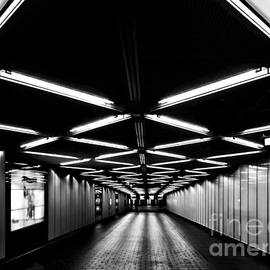 James Aiken - Fulton Street Transfer Tunnel
