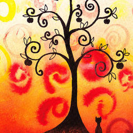 Irina Sztukowski - Fun Tree Of Life Impression IV