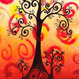 Irina Sztukowski - Fun Tree Of Life Impression VI