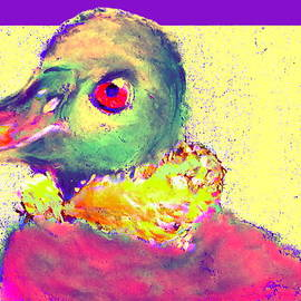Sue Jacobi - Funky Andrean Condor Bird Art Prints