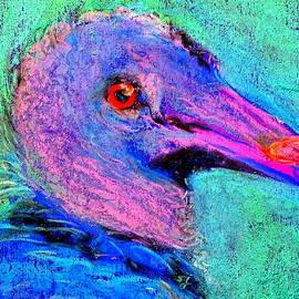 Sue Jacobi - Funky Baby Black Vulture Art Prints