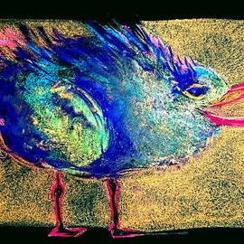 Sue Jacobi - Funky Baby Tern Hungry Squawk Art Prints