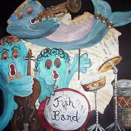 Eloise Schneider - Funky Fish Band Under the Sea