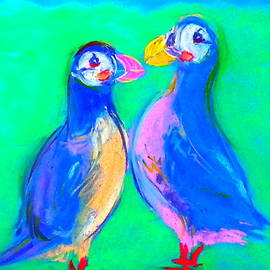 Sue Jacobi - Funky Puffins Gossip Session