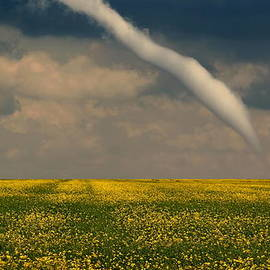Larry Trupp - Funnel Clouds