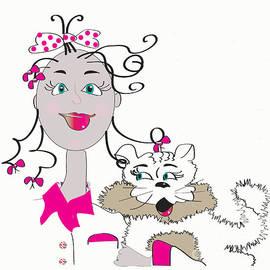 Iris Gelbart - Fuzzy and Me
