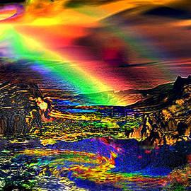 Rebecca Phillips - Gaia Forming Light into Matter