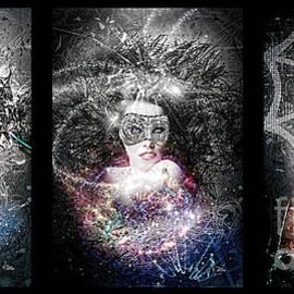 Mo T - Galaxy Triptic