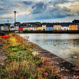 Luisa Azzolini - #galway #ireland #city #cityscape