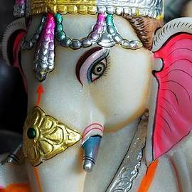 Kim Bemis - Ganesh Statue - Jabalpur India