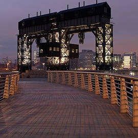 Juergen Roth - Gantry Plaza - Long Island City - Queens - NY