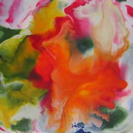 Marita McVeigh - Garden Angel Abstract