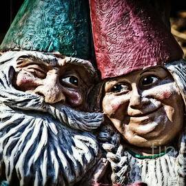 Ms Judi - Garden Gnome Couple