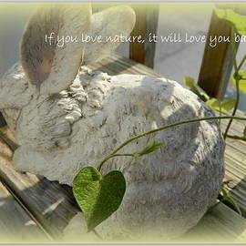 Kathy Barney - Garden Heart