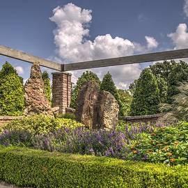 John Straton - Garden Megaliths at Woodward Park 1f