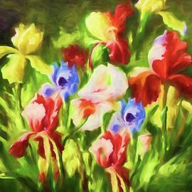 Georgiana Romanovna - Garden Of Blooms