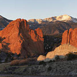 Aaron Spong - Garden of the Gods