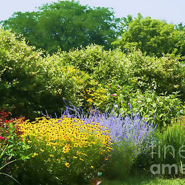 Luther Fine Art - Garden - Old Fashioned Beauty - Luther Fine Art