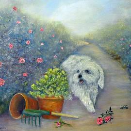 Loretta Luglio - Garden Path