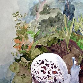 Sandy McIntire - Garden Snail