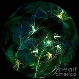 Elizabeth McTaggart - Garden Sprites Come at Night