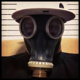 Kevin Finn - #gasmask #gasmasklove #gasmaskgang