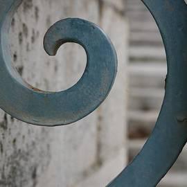 Lynn England - Gate detail ...Versailles