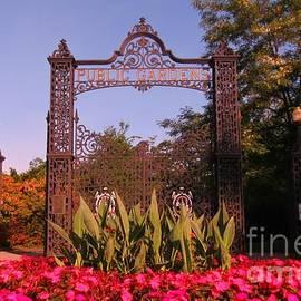 John Malone - Gateway to Halifax Public Gardens