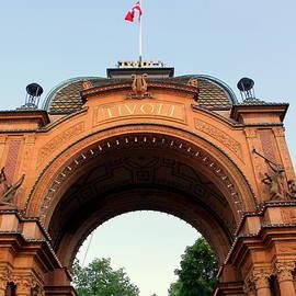 Laurel Talabere - Gateway to Tivoli Gardens