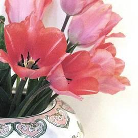Angela Davies - Gathered Tulips