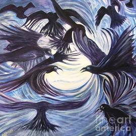 Caroline Street - Gathering of the Ravens