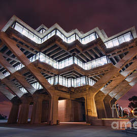 Eddie Yerkish - Geisel Library