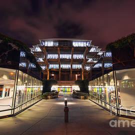 Eddie Yerkish - Geisel Library Entrance