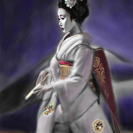 Yoshiyuki Uchida - Geisha No.101