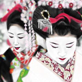 Yoshiyuki Uchida - Geisha No.161