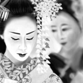 Yoshiyuki Uchida - Geisha No.171