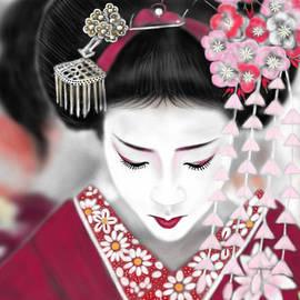 Yoshiyuki Uchida - Geisha No.185