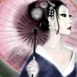 Yoshiyuki Uchida - Geisha No.39