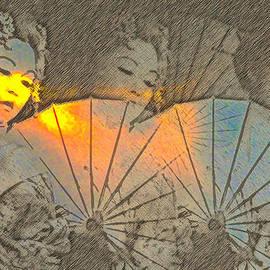 Anthony Caruso - Geisha Performance