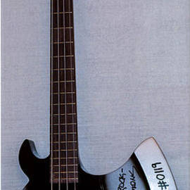 Gary Keesler - Gene Simmons Hatchet Bass Guitar