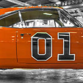 John Straton - General Lee Dodge Charger