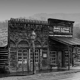 Thomas Woolworth - General Store Virginia City Montana