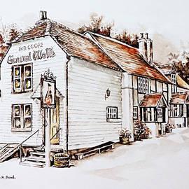 Andrew Read - General wolfe pub